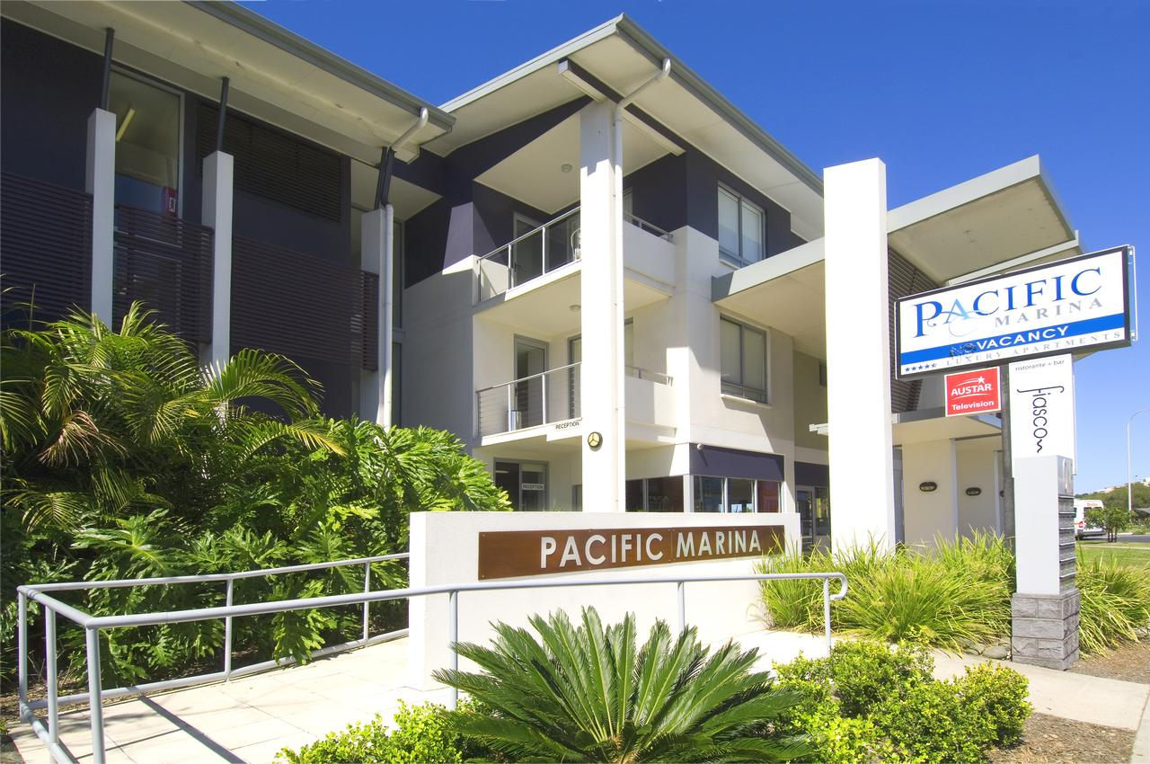 Pacific Marina Apartments - Accommodation Daintree