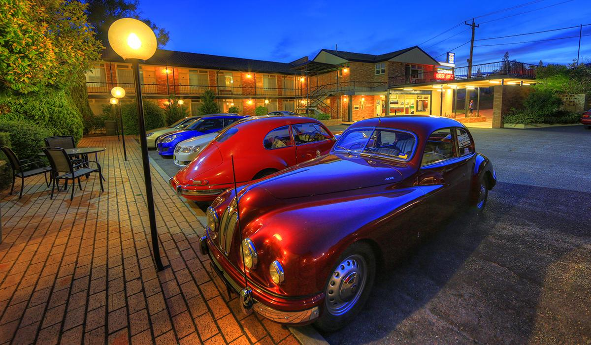 Cooma Motor Lodge Motel - Accommodation Daintree