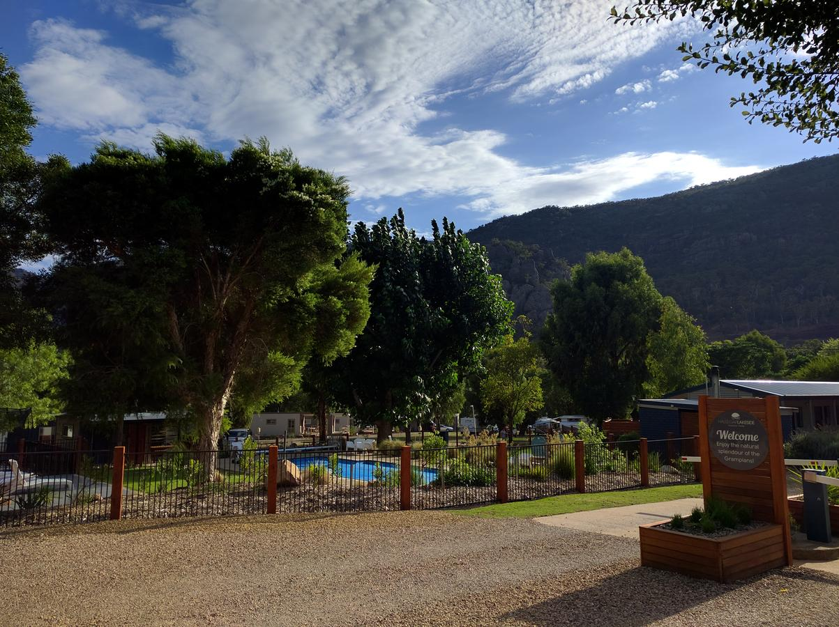 Halls Gap Lakeside Tourist Park - Accommodation Daintree