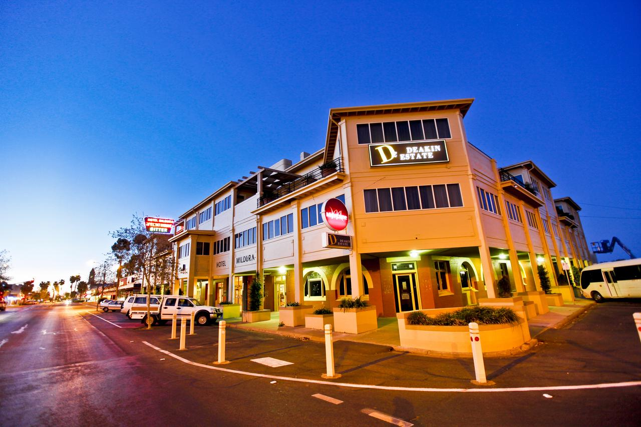 Mercure Hotel Mildura - Accommodation Daintree
