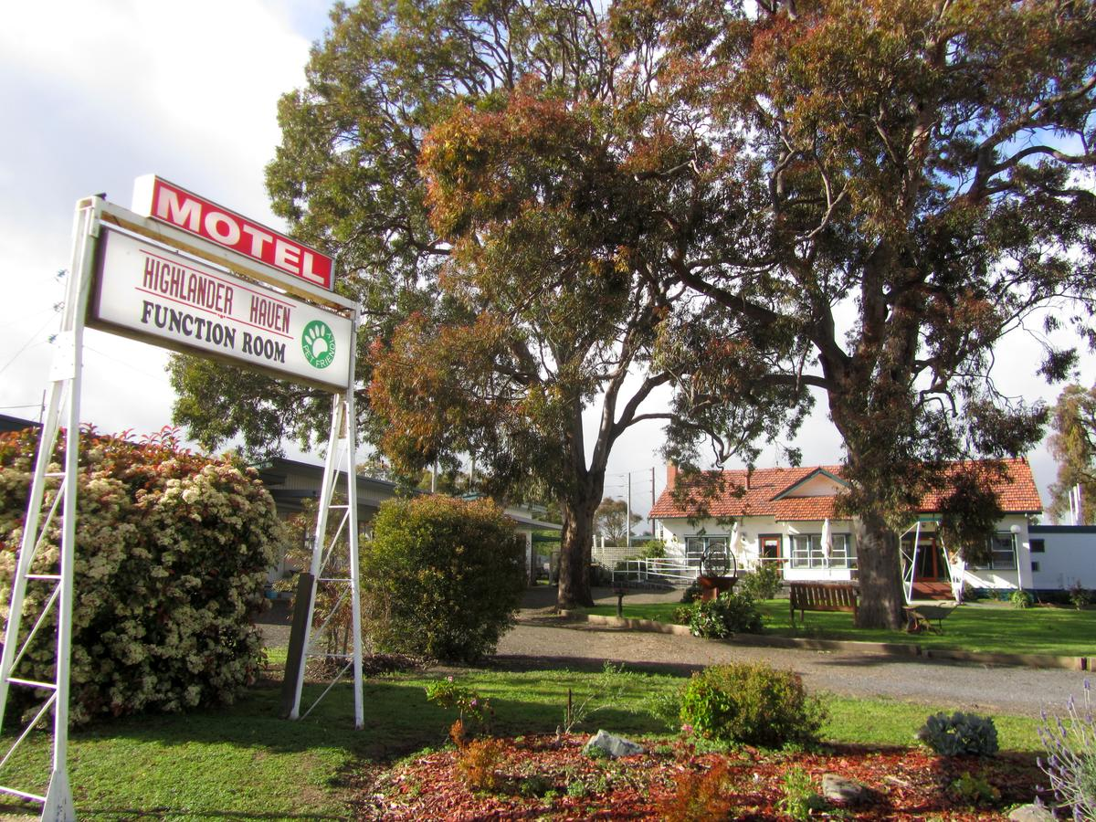 Highlander Haven Motel - Accommodation Daintree