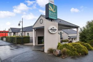 Quality Inn  Suites The Menzies - Accommodation Daintree