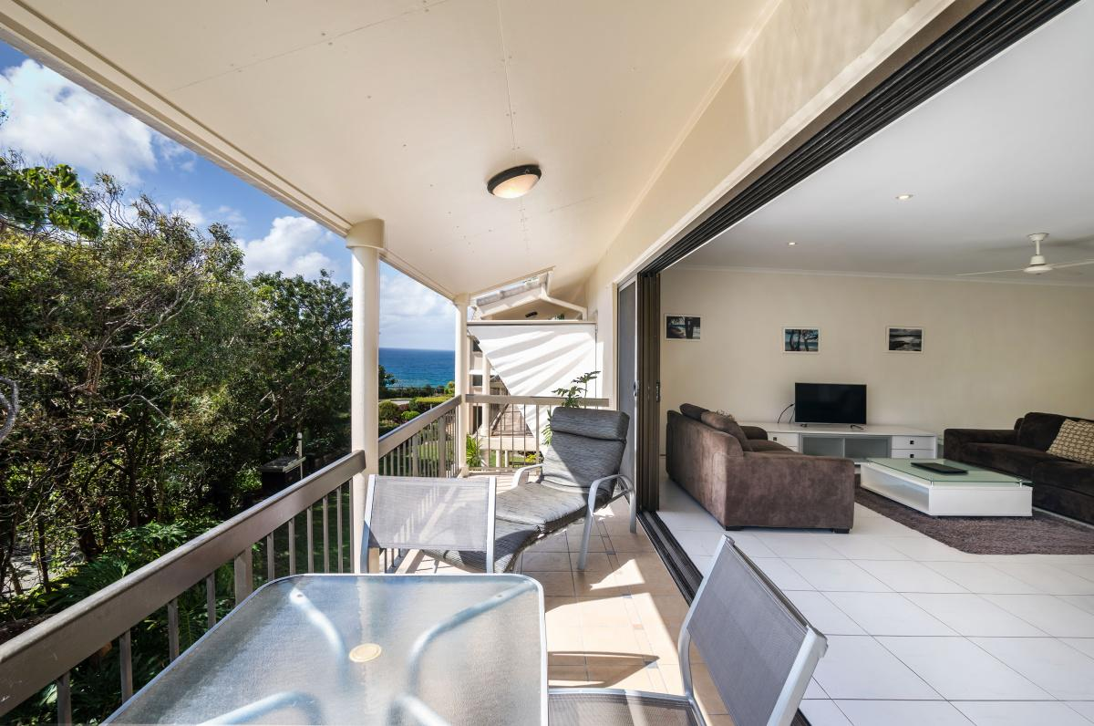 Sunseeker Holiday Apartments - Accommodation Daintree
