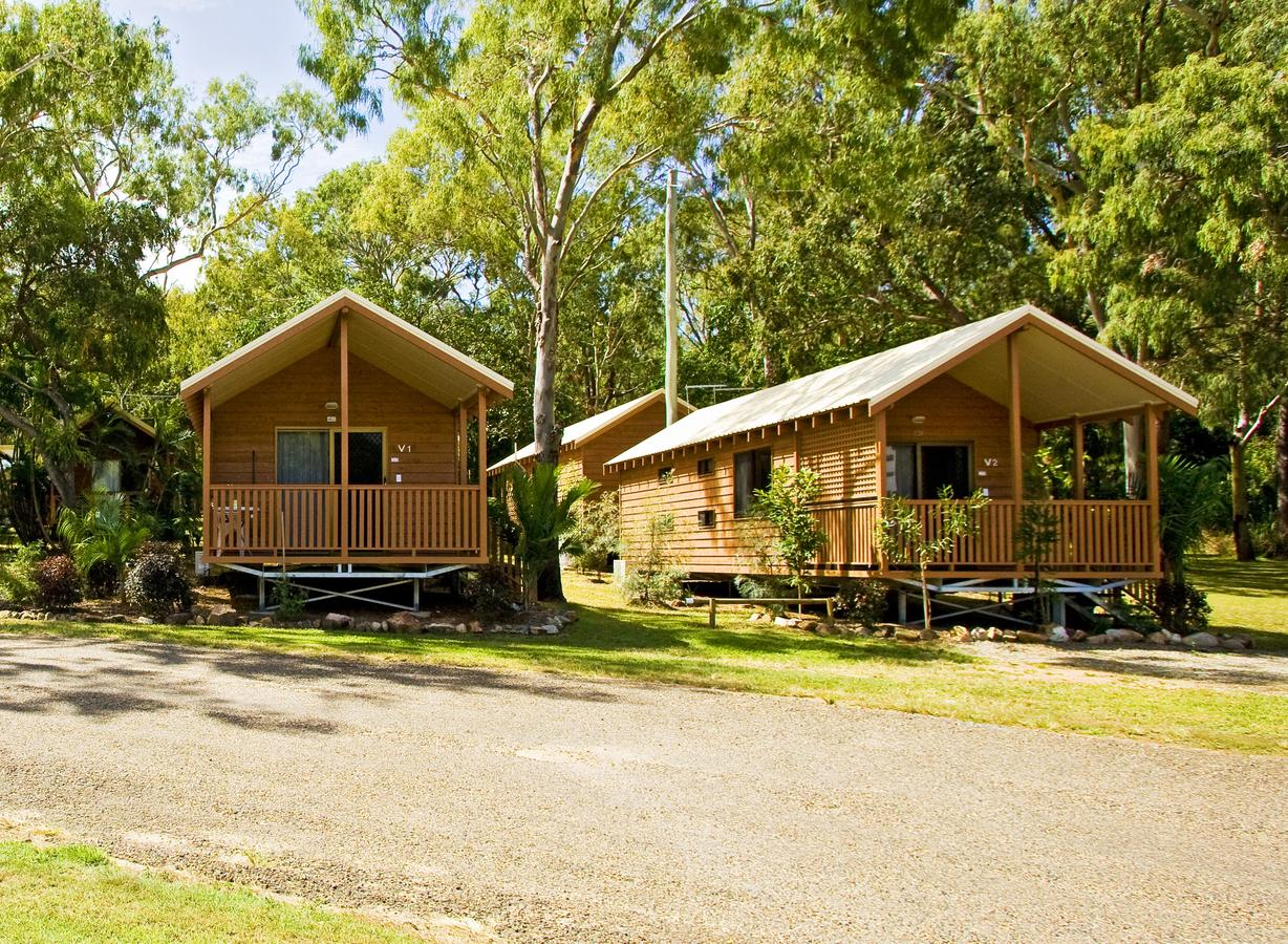 Captain Cook Holiday Village 1770 - Accommodation Daintree