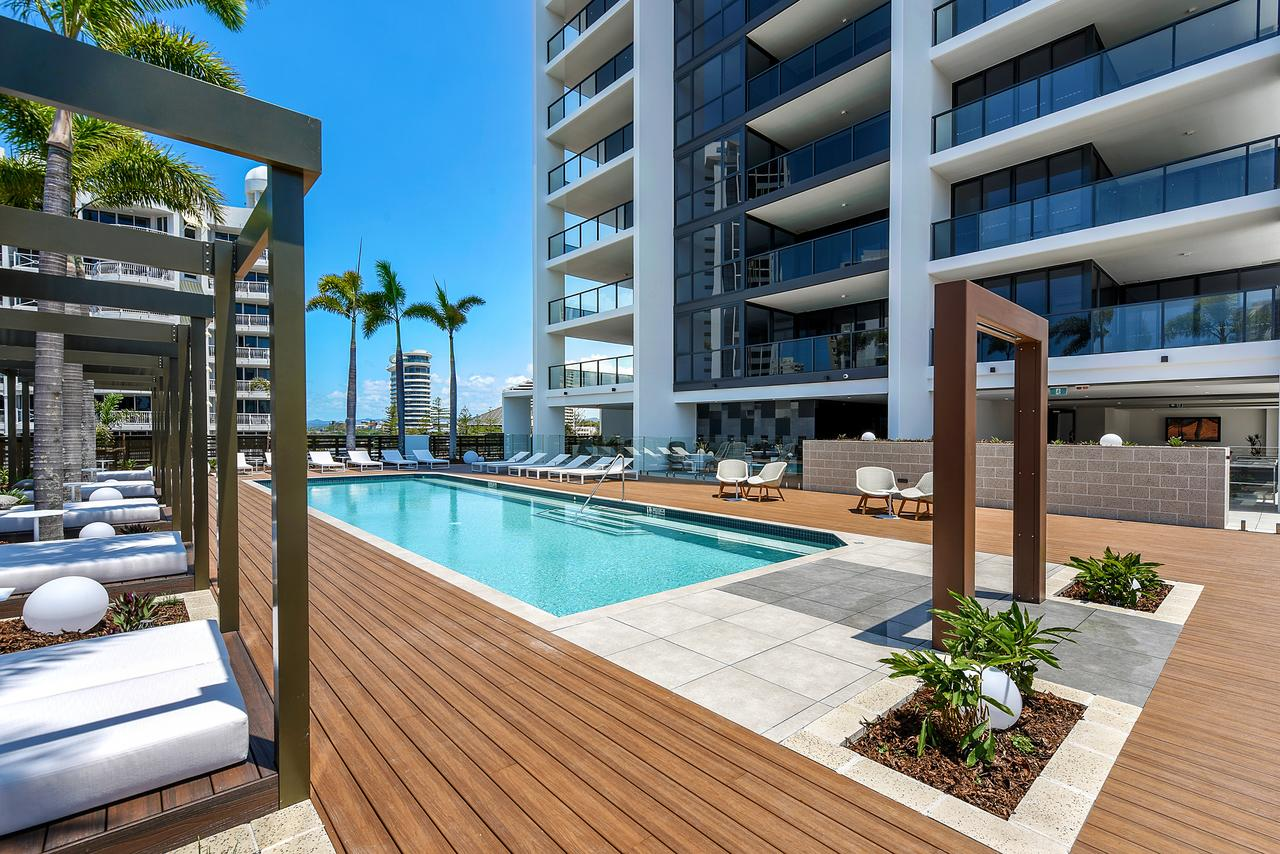 Qube Broadbeach - Accommodation Daintree