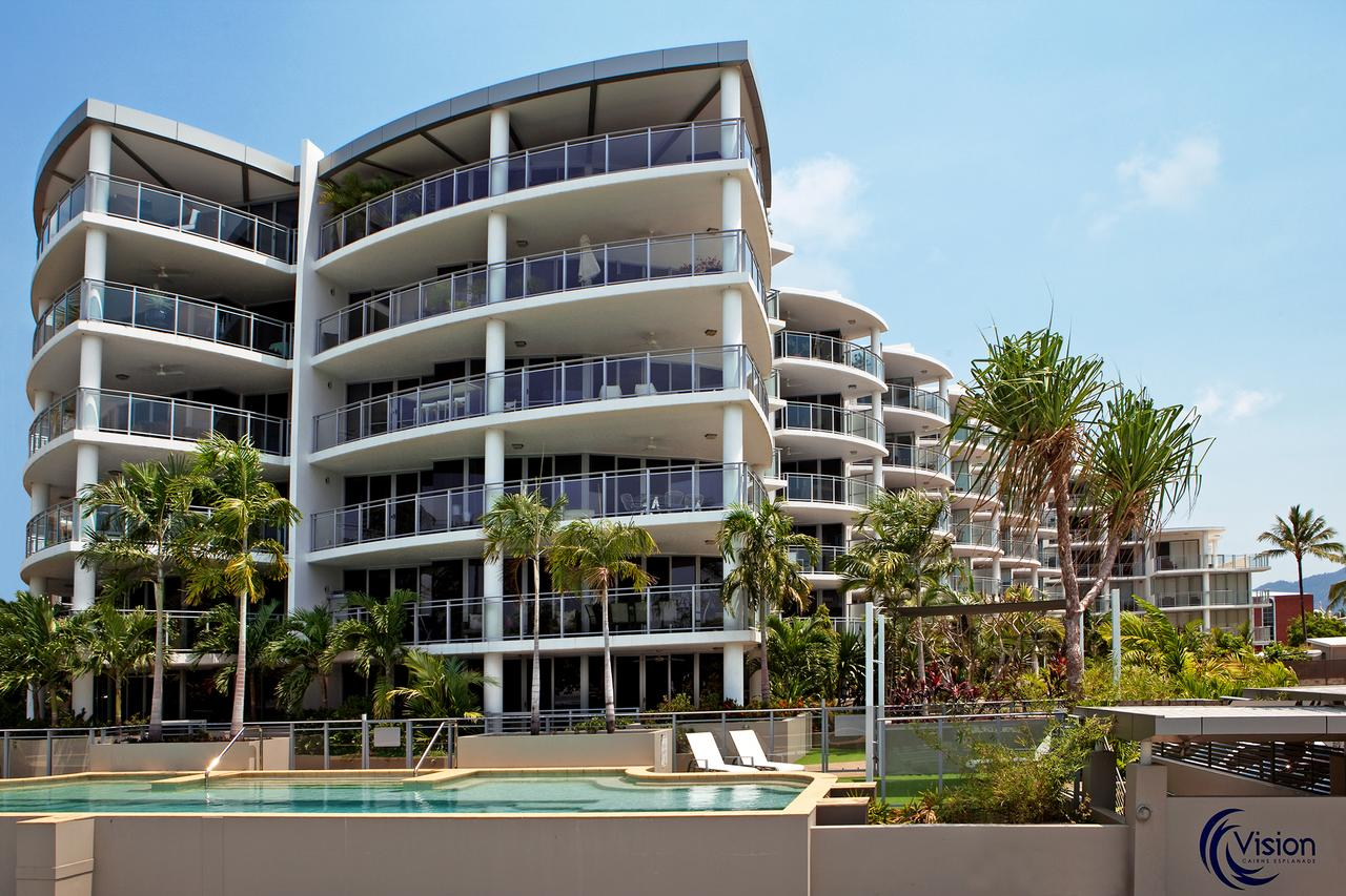 Vision Apartments - Accommodation Daintree