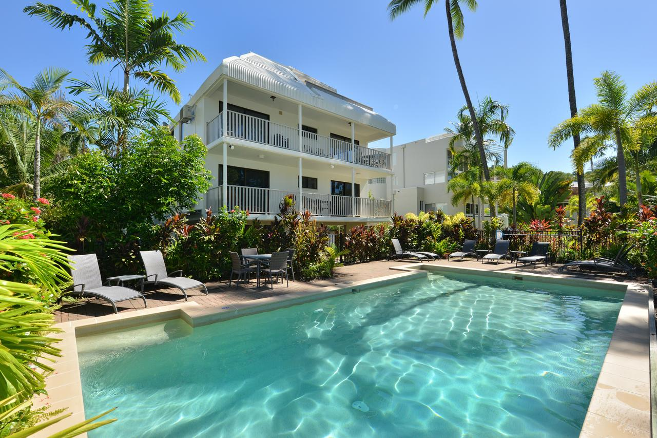 Seascape Holidays - Tropical Reef Apartments - Accommodation Daintree