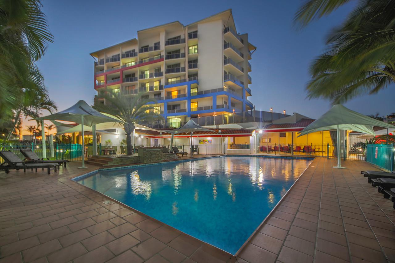 Mackay Marina Hotel - Accommodation Daintree