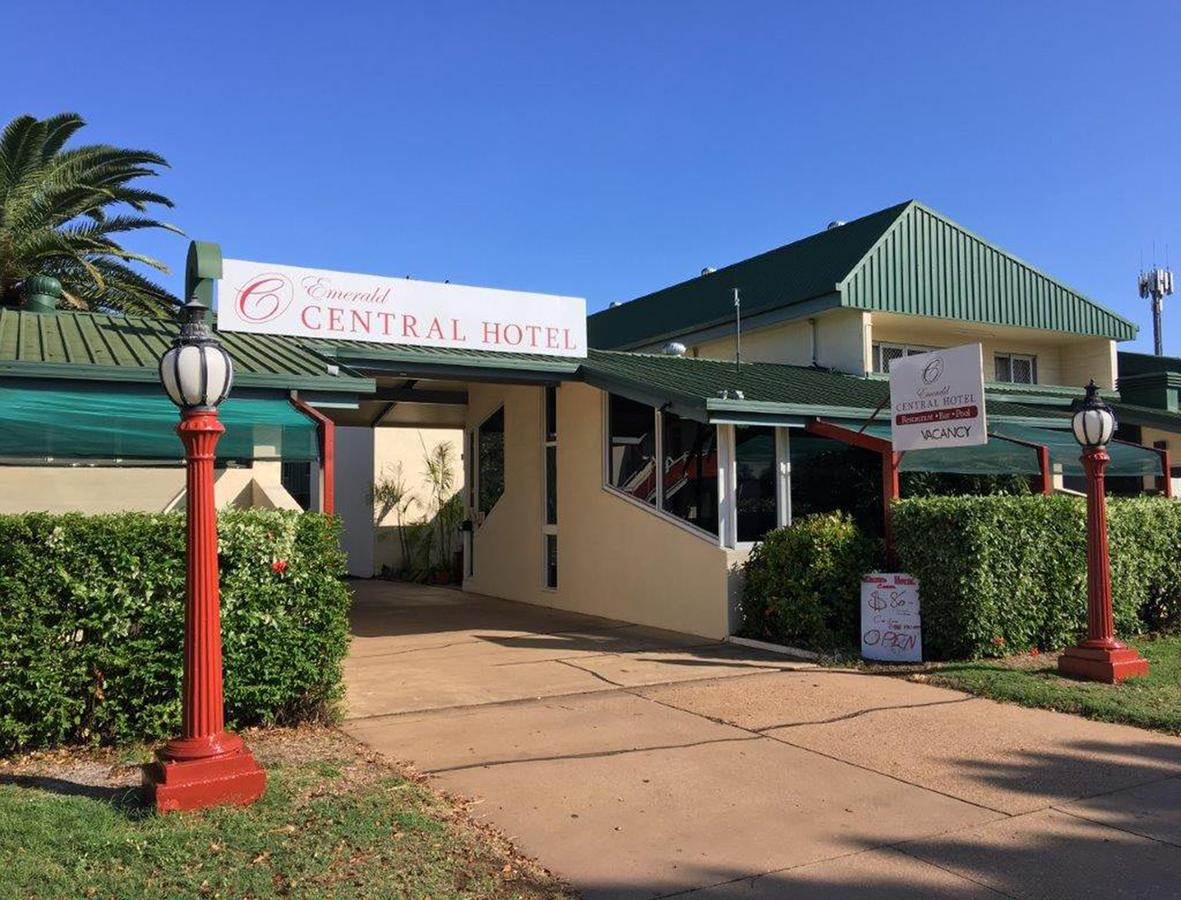 Emerald Central Hotel - Accommodation Daintree