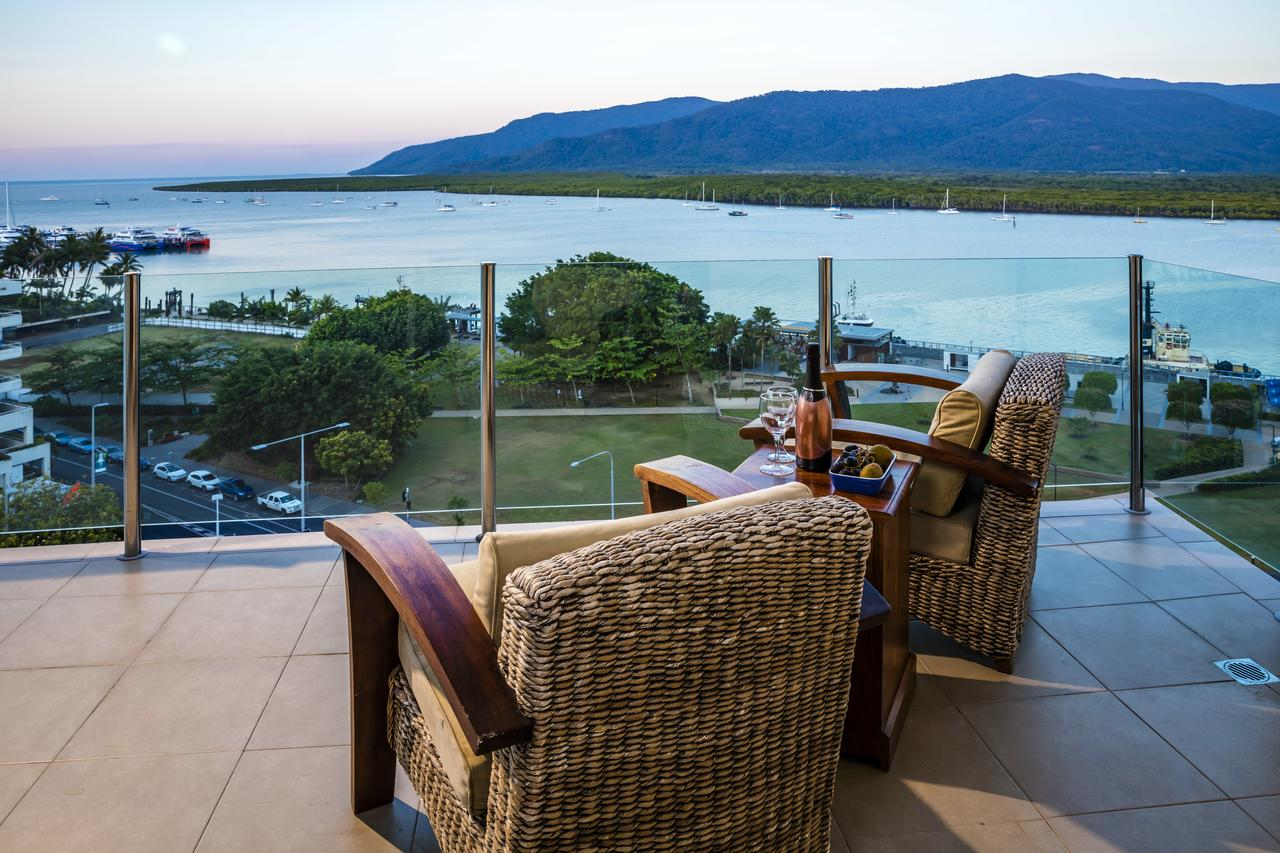 Jack and Newell Holiday Apartments - Accommodation Daintree