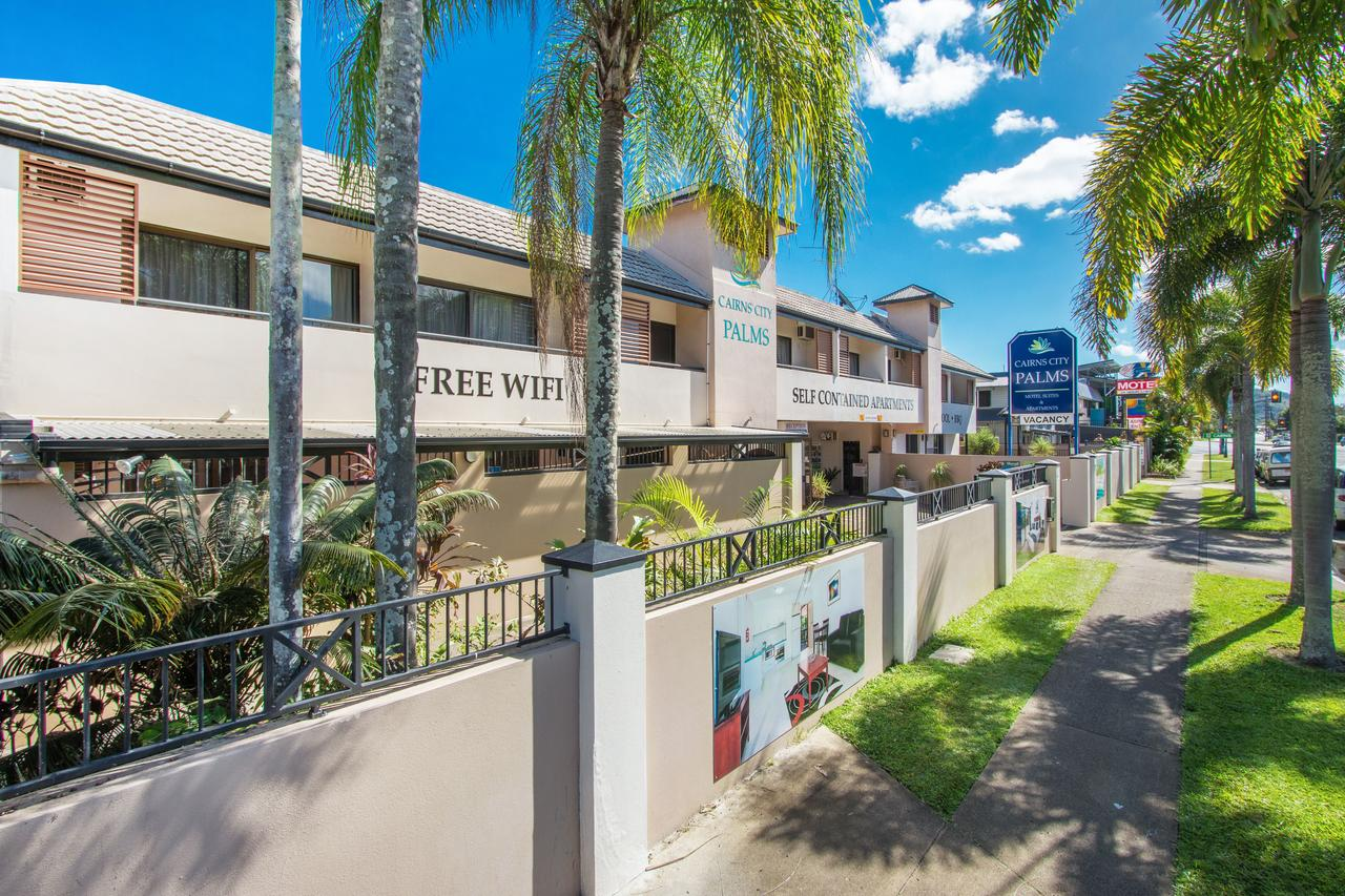 Cairns City Palms - Accommodation Daintree
