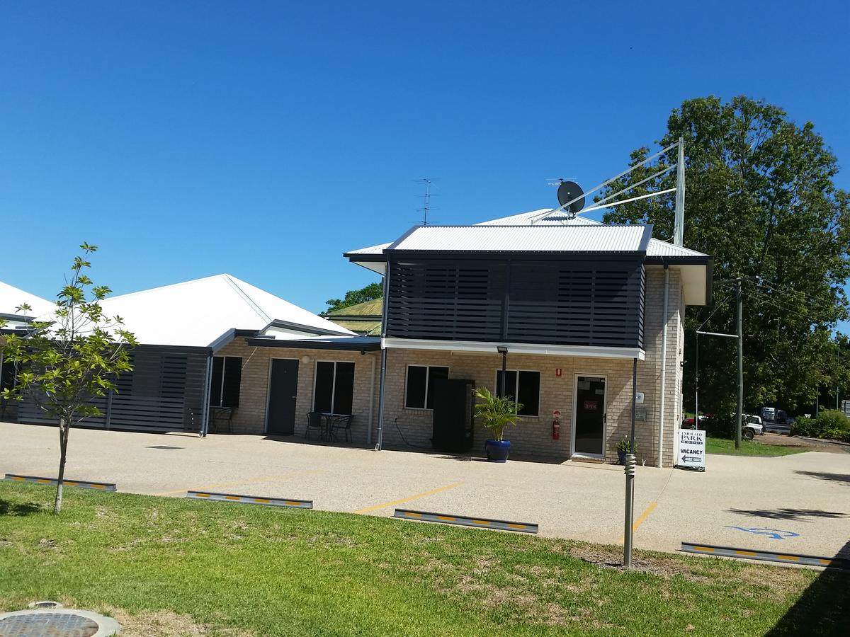 Emerald Park Motel - Accommodation Daintree