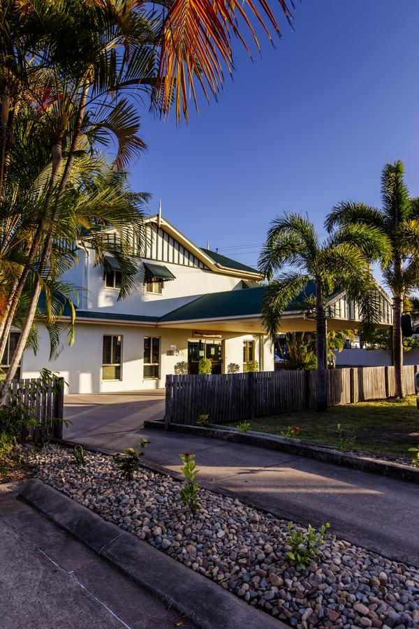 Shamrock Gardens Motel - Accommodation Daintree