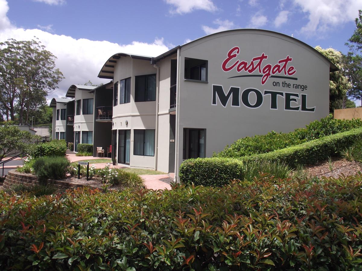 Eastgate Motel on the Range - Accommodation Daintree